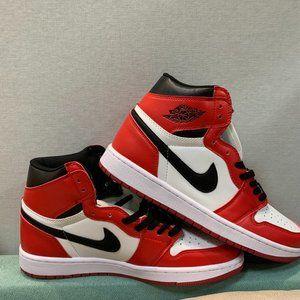 """Nike Air Jordan 1 Retro """"Chicago authentic"""